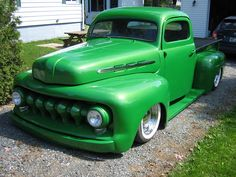 Ford F100!