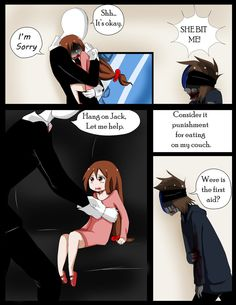 i eat pasta for breakfast page 7 by Chibi-Works on deviantART Lazari Creepypasta, Creepypasta Proxy, Creepypasta Cute, Creepy Stories, Horror Stories, Creepy Pasta Comics, Emo, Creepy Pasta Family, Eyeless Jack
