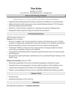 Sample Resume Nursing Assistant Las Vegas Police Close Mass Shooting Case Without A Motive  Pinterest
