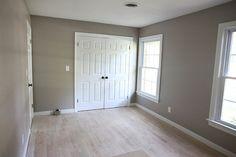 Martha Stewart Paint: Cobblestone (for living room)