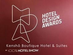 "A special award via public voting by over 2000 specialists in Hotel Design, at "" Hotel Design Awards"". The awards celebrate all forms of hospitality design, with entries assessed on aesthetics, guest experience and commercial viability recognizing excellence in all areas of hotel Design. #KenshoMykonos #DesignHotel #mykonos"