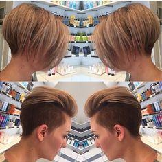 nice 32 Coole Kurze Frisuren für den Sommer