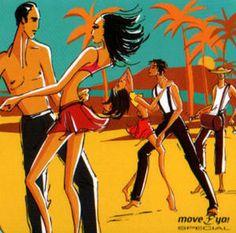 Salsa Cubana On The Beach