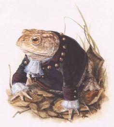 Frog Familiar