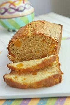 Mango Bread @easyhomemeals #mango #bread #dairy