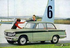 Triumph Vitesse - 1962/1971 - 51 212 exemplaires- Michelotti