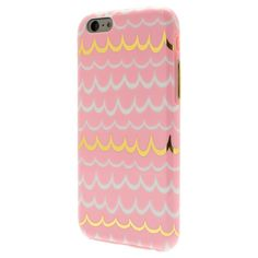 iPhone 6/6S Case - End Scene - Pink Squiggles