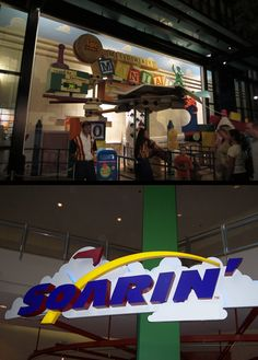 News about expansions for both Soarin' and Toy Story Mania.