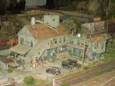 george sellios - Bing Images : railroad town
