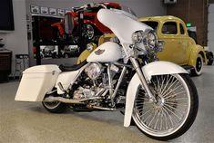 """Harley Davidson 2007 """"Bagger"""""""