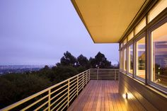 wholehouse remodel in the oakland hills - modern - porch - san francisco - building Lab, inc.
