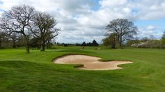 All bunkers have been re-shaped and refurbished on the Cheshire golf course