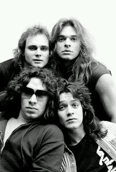Van Halen, back when they were relevant.