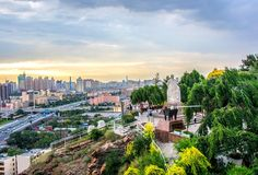 The Urumqi City