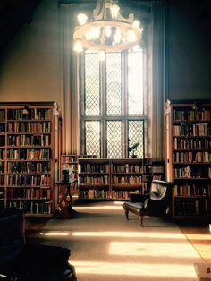 A private library