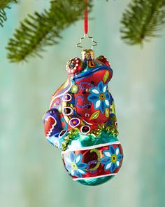 322 best Radko Christmas Ornaments images on Pinterest | Glass ...