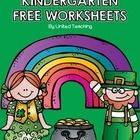 This free St Patrick's Day Worksheets packet contains several math & literacy worksheets that will provide your children the opportunity to practice essential skills during St Patrick's Day.