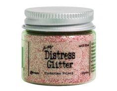 Ranger Ink - Tim Holtz - Distress Glitter - Victorian Velvet at Scrapbook.com