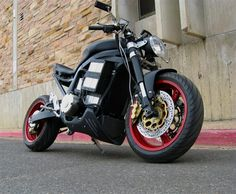 cool stylish electric bike conversion