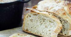 Rapeakuorinen pataleipä valmistuu vaivaamatta ja ilman rasvaa. Katso VIDEO ja leivo elämäsi paras leipä!
