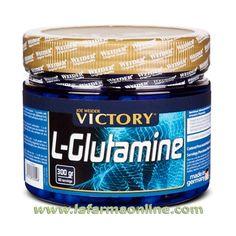 L-GLUTAMINA 100% 300 G. VICTORY ENDURANCE