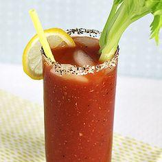Cajun Bloody Mary...