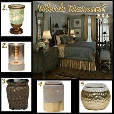 Looking for a matching  warmer that's elegant and fits perfect!  Find me on Facebook :Independent Scentsy consultant Tammy nichols