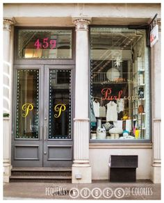 Studio Visit: Purl Soho - Martha Stewart American Made Nyc Blog, Beauty Supply Store, Purl Soho, All I Ever Wanted, Shop Fronts, Shop Around, American Made, New York City, The Neighbourhood