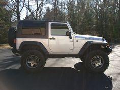 2007 Jeep JK 2 door rubicon Lift AEV wheels 37\u0027s - JKowners.com & matte black jeep wrangler 2 door   Jeep Wrangler   Pinterest ... Pezcame.Com