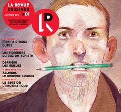La Revue dessinée: BD et infos «ont beaucoup de choses à se dire» - Rue89 - L'Obs