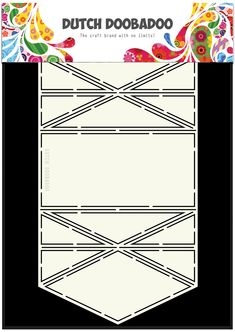 470.713.654 Dutch Doobadoo Card Art Diamond