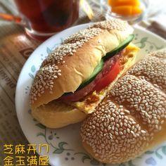 My Mind Patch: Sesame Golden Bun 芝麻开门 金玉满屋