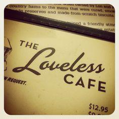 Best biscuits in the world! Loveless Cafe, Nashville TN
