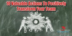 There are a number of theories that bring success to a team that has impacted teams and individuals alike, but what specifically creates a successful team?