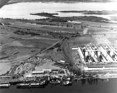 Way Back When Alcoa Aluminum Company Alcoa Aluminum, Robert Crumb, Vancouver Washington, Clark County, Old Images, Historical Photos, History, Historical Pictures, Historia