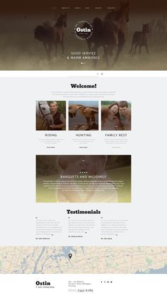 Ostin is a well-built Farm Joomla Template that comes loaded with everything that you need to create an outstanding and powerful agriculture website.  http://www.templatemonster.com/joomla-templates/ostin-joomla-template-58082.html