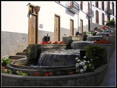 Firgas, Gran Canaria,