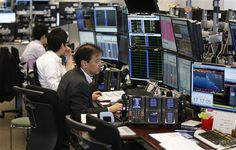 My AP Story today. As Japan seeks revival, hedge funds bet on a bust and bond traders are busy.