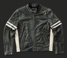 Royal Enfield Drifter Leather Jacket