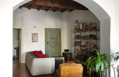 old apartment in Piedmont