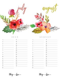 Get 2019 July Calendar Template Flowers ⋆ The Best Printable Calendar Collection July Calendar, Calendar Layout, Calendar Pages, Calendar Design, Calendar Ideas, Creative Calendar, Free Calendar, Advent Calendar, Printable Calendar Template