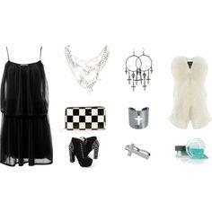 """Look 'Black & White'..."" by cintillantea"