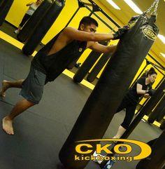 CKO Kickboxing- fitness kickboxing for everyone!