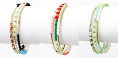 Bracelets at Eden!