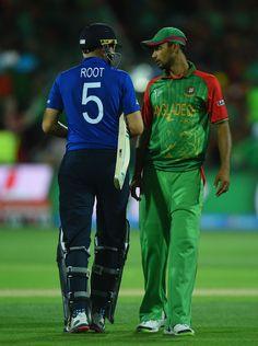 Bangladesh v England match  video