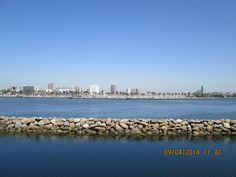 En algún lugar de Long Beach.