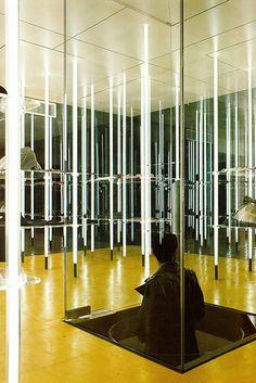 Shiro Kuramata, Edward's Head Office, 1969