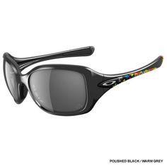 6a6a5a7d8 Oakley Women's Necessity Sunglasses - TACA - Polished Black / Warm Grey  Lens OO9122-07 · Men's SunglassesSunglasses OnlineSunglasses OutletCheap ...