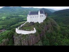 Hungary, Solar, Waterfall, Explore, World, Nature, Travel, Outdoor, Castles
