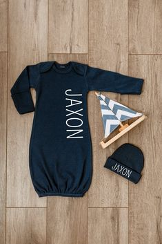 Baby Boy Coming Home Outfit Personalized Baby Boy Gift Newborn Boy Clothes Baby Boy Clothes Boy Take Home Outfit Baby Hat Boy Baby Gown Baby Boys, Newborn Baby Boy Gifts, Newborn Boy Clothes, Baby Boy Hats, Baby Shower Gifts For Boys, Baby Boy Outfits, Toddler Girls, Carters Baby, Take Home Outfit